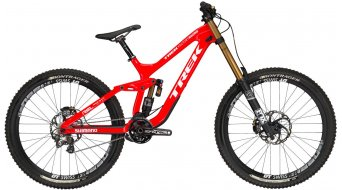"Trek Session 9.9 DH Race Shop Limited 650B/27,5"" MTB Komplettrad Gr. M viper red Mod. 2018"