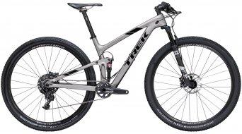 """Trek Top Fuel 9.7 27.5"""" VTT vélo taille 39.4cm (15.5"""") mat métallique gunmetal Mod. 2018"""