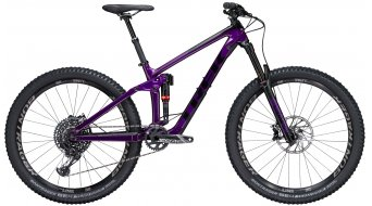 "Trek Remedy 9.8 WSD 650B / 27.5"" MTB Komplettrad Damen-Rad purple lotus/Trek black Mod. 2018"