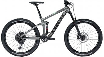 "Trek Remedy 8 WSD 650B/27.5"" MTB bike ladies version size 44.5cm (17.5"") mat anthracite 2018"