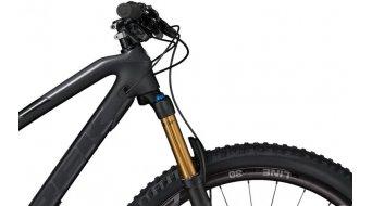 "Trek Fuel EX 9.9 29"" MTB bici completa tamaño 39.4cm (15.5"") matte Trek negro/gloss solid charcoal Mod. 2018"