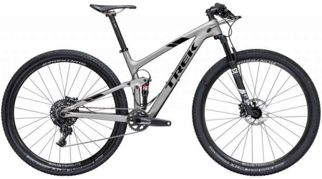 Trek Top Fuel 9.7 29\