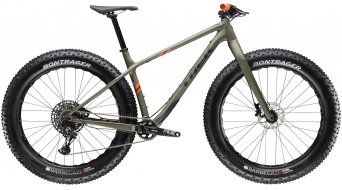 "Trek Farley 9.6 27.5"" Fat bike bike size 44.5cm (17.5"") mat olive grey 2020"
