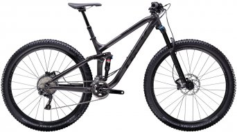 "Trek Fuel EX 8 XT 29"" horské kolo matt dnister black model 2019"