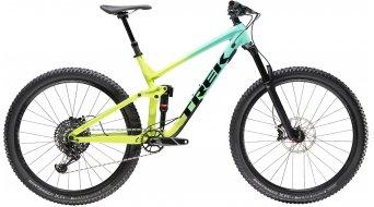 """Trek Slash 8 29"""" Планински велосипед, размер 47cm (18.5"""") miami to volt fade модел 2019- Тестбайк"""