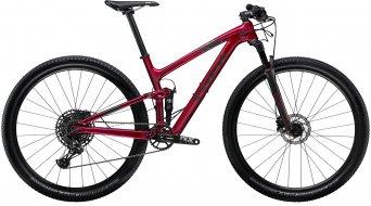 "Trek Top Fuel 9.7 29"" MTB bici completa mis. 47cm (18.5"") rage red mod. 2019"