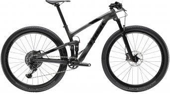 "Trek Top Fuel 9.8 SL 29"" Планински велосипед, размер 49.5cm (19.5"") матов Carbon smoke модел 2019- Тестбайк"