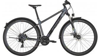 "Bergamont Revox 3 EQ 650B/27.5"" MTB bici completa mis. XS argento blu/nero/lime verde (satin) mod. 2020"