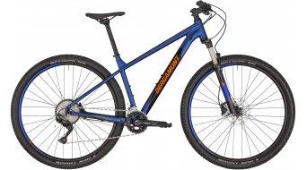 "Bergamont Revox 6 29"" MTB Komplettrad atlantic blue/black/orange (matt/shiny) Mod. 2020"