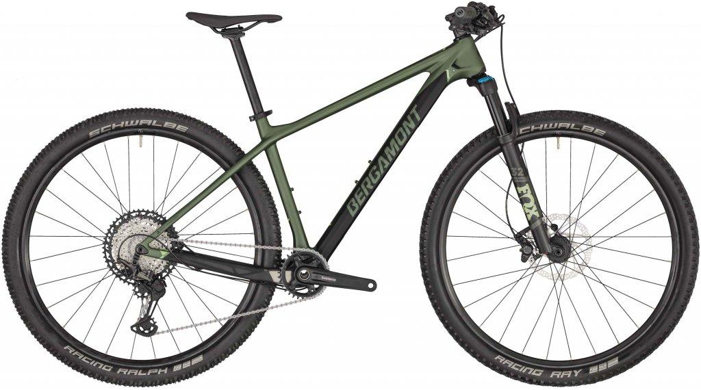 "Bergamont Revox PRO 29"" MTB(山地) 整车 型号 M pale green/black (matt) 款型 2020"