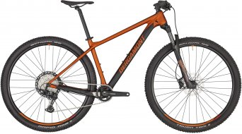 "Bergamont Revox Sport 29"" MTB Komplettrad dirty orange/black (matt) Mod. 2020"