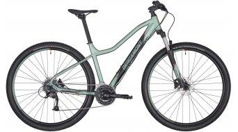 """Bergamont Revox FMN 29"""" MTB(山地) 女士komplettrad 型号 mint green/black/red (matt) 款型 2020"""