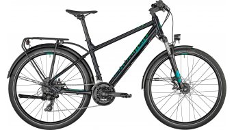 Bergamont Revox ATB 26 MTB bike men black blue dust/green/cyan