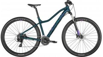Bergamont Revox 3 FMN 27.5 MTB bike ladies dark petrol/violet/green 2021