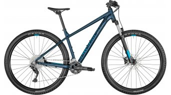 Bergamont Revox 5 29 MTB bike size XL midnight blue/cyan/silver 2021