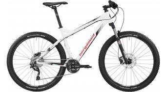 Bergamont Roxtar 6.0 27.5 MTB bike mens version pearl white/black/red 2016