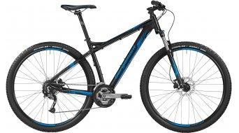 Bergamont Revox 4.0 29 MTB komplett kerékpár férfi-Rad black/blue 2016 Modell