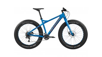 Bergamont Deer Hunter 6.0 26 Fatbike Komplettbike Gr. L cyan/orange Mod. 2016
