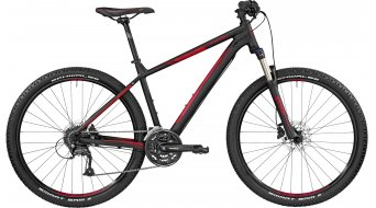 Bergamont Roxter 4.0 650B / 27.5 MTB Komplettbike black/red (matt) Mod. 2017