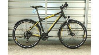 Bergamont Roxter 2.0 EQ 650B / 27.5 MTB Komplettbike Gr. M black/yellow (matt) Mod. 2017 - VORFÜHRTEIL