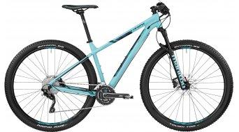 Bergamont Revox Edition 29 MTB bike coral blue/black (matt) 2017