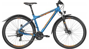 Bergamont Revox 2.0 EQ 29 MTB bike blue/orange (matt) 2017