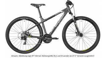 "Bergamont Revox 2.0 650B/27.5"" MTB bike dark silver/grey/lime (mat) model 2018"