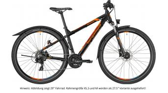 """Bergamont Revox 3.0 EQ 650B / 27.5"""" MTB Komplettbike black/orange/cyan (matt) Mod. 2018"""