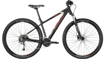 "Bergamont Revox 4.0 29"" MTB bike black/silver/red (mat) model 2018"