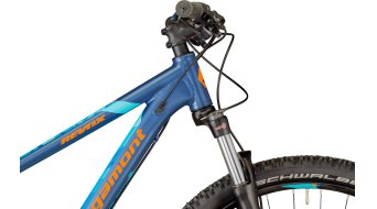"Bergamont Revox 5.0 29"" MTB(山地) 整车 型号 L dark bluegrey/blue/橙色 (matt) 款型 2018"