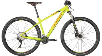 "Bergamont Revox 6.0 29"" MTB bike maat. M lime/black/red (mat) model 2018"