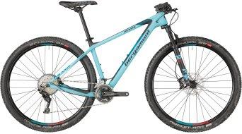 """Bergamont Revox Elite carbon 29"""" MTB bike coral blue/turquoise/black (mat) model 2018"""
