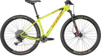 "Bergamont Revox Pro carbon 29"" MTB bike lime/olive/red (matt) 2018"