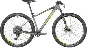 "Bergamont Revox Ultra carbon 29"" MTB bike silver/grey/lime (mat) model 2018"