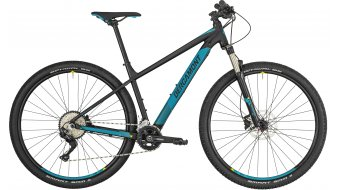 "Bergamont Revox 6.0 27.5""/650B MTB bici completa . black/petrol/yellow (opaco) mod. 2019"