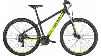 "Bergamont Revox 2.0 29"" MTB bici completa . black/lime/red (opaco) mod. 2019"