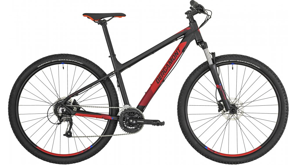 "Bergamont Revox 3.0 29"" MTB(山地) 整车 型号 M black/red/blue (matt) 款型 2019"