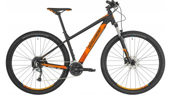 "Bergamont Revox 4.0 29"" MTB bike black/orange/petrol (mat) model 2019"