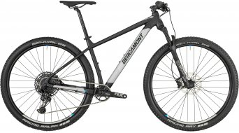 "Bergamont Revox 9.0 29"" MTB bici completa . black/silver/light blue (opaco) mod. 2019"