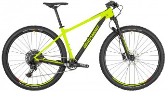 "Bergamont Revox Sport 29"" MTB bike lime/black/red (mat) model 2019"