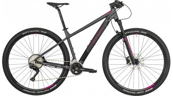 "Bergamont Revox 7.0 FMN 29"" MTB bike ladies version anthracite/black/berry (matt/shiny) 2019"