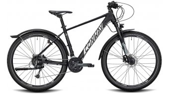 "Conway MC 527 27.5"" MTB bike size S black matt/white 2020"