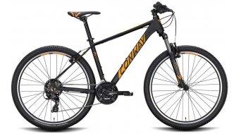 "Conway MS 327 27.5"" MTB Komplettrad Gr. S black matt/orange Mod. 2020"