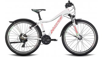 "Conway MCL 3 27.5"" MTB Komplettrad Damen Gr. XS white/coral Mod. 2020"