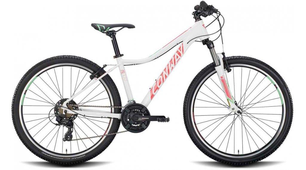 "Conway ML 3 27.5"" MTB(山地) 整车 女士 型号 XS white/coral 款型 2020"
