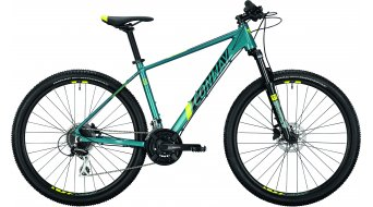 "Conway latón 427 27.5"" MTB bici completa tamaño XS petrol/acid Mod. 2021"