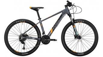 """Conway MS 627 27.5"""" MTB fiets grijs/zwart model 2021"""