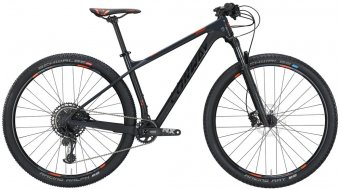 "Conway RLC 2 29"" MTB bike black matt/orange 2019"