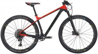 "Conway RLC 7 29"" MTB bike black matt/red 2019"