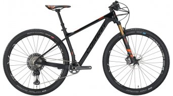 "Conway RLC 9 29"" MTB bike black matt/orange 2019"